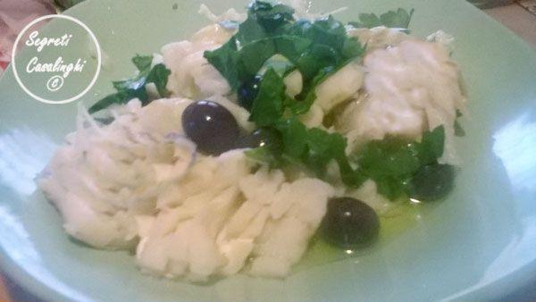 merluzzo olive nere, ricetta merluzzo con olive, ricetta merluzzo olive, ricette di pesce, ricette pesce, secondi piatti di pesce, secondi piatti pesce