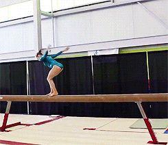 This takes some skill and guts. Kristina Vaculik's back tuck + Rufolva. (gif)