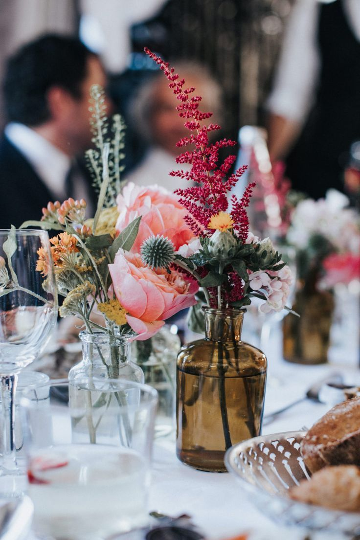 An alternative wedding in Guethary, an eclectic decor at the seaside – # to …