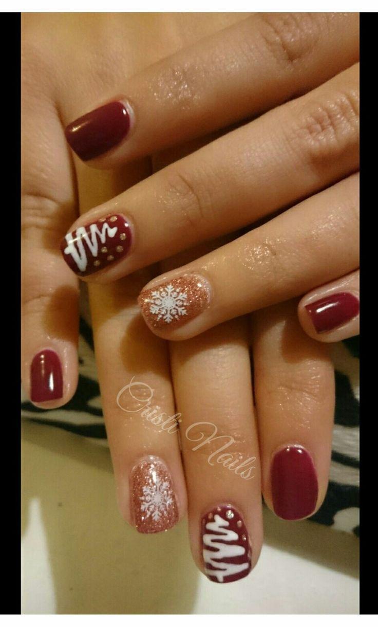 Nails para Navidad