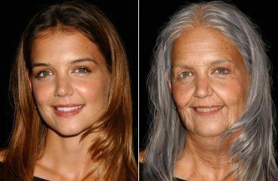 Photoshop Age Progression tutorial