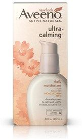 Aveeno Ultra Calming with Feverfew: User Reviews  : Rosacea Support Group