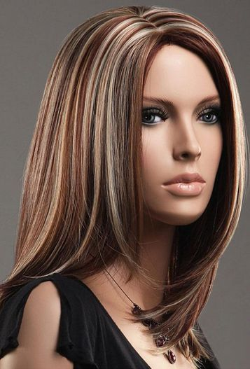 My Hair Styling Gifts: New Ideas of Hair Highlights for 2015