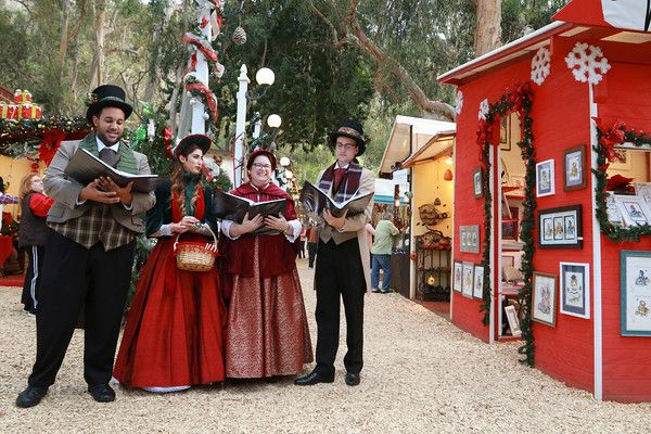 25th Annual Winter Fantasy at the Sawdust Art Festival. 5 Weekends in Nov and Dec