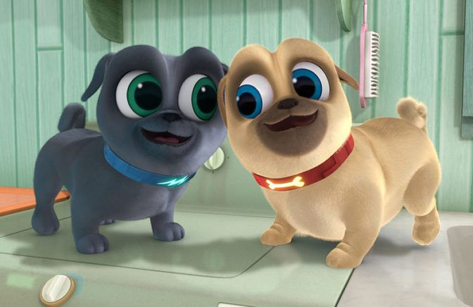 Dvd Review Puppy Dog Pals Going On A Mission Is Playful And