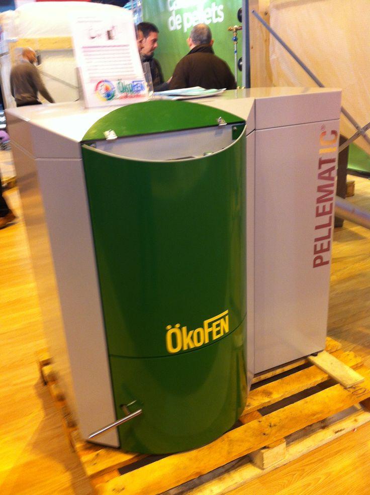 #caldera de #pellets automática en www.ahorraconbiomasa.com