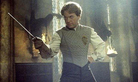 """What Secondary """"Harry Potter"""" Character Are You... I got Lockhart"""