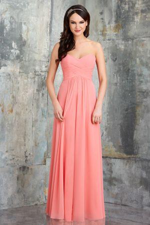Bari Jay Fashions ( STYLE 555 ) Available at Enchantment Bridal in Chatham, On. 519-360-1100