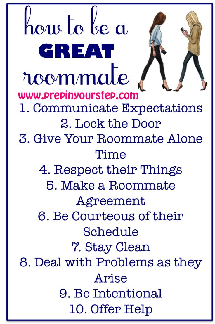 How To Be A GREAT Roommate! Some great tips that will help you have a great year at #canyonvillechristianacademy and make lasting friendships with your roommate and other students in the dorm! #boardingschool #internationalstudents