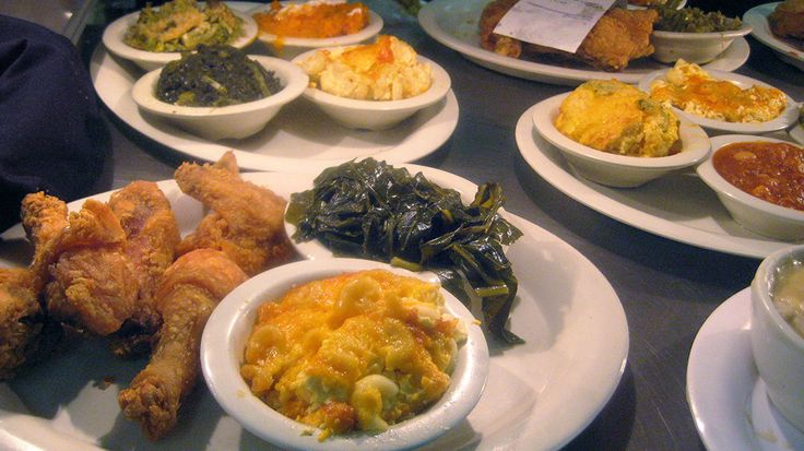 Mary Mac's Tea Room : Food Paradise: Soul Food Paradise Pictures : TravelChannel.com