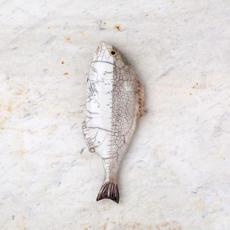 88 best images about ceramics raku on pinterest for Ceramic fish sculpture