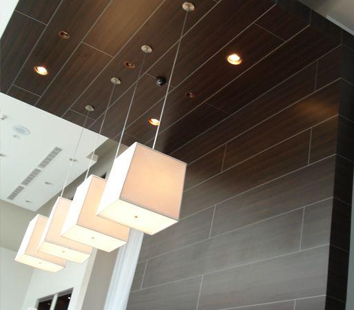 Parqwall Laminate Interior Wall Panels - Beauty Farm - Miami (USA)