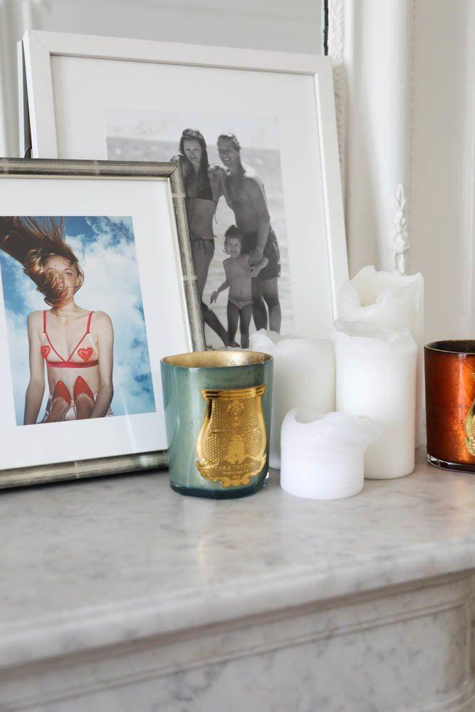 Appartement Photographies Salon Claire Thomson Jonville Paris