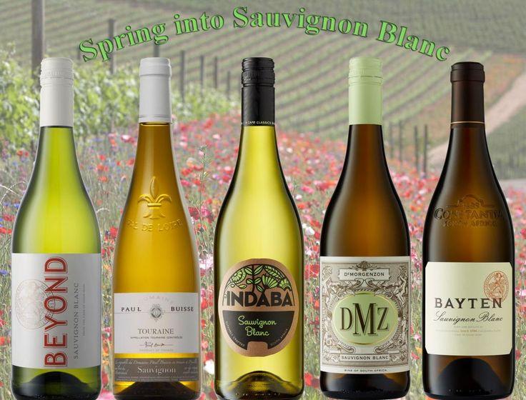 Sauvignon Blanc for Spring
