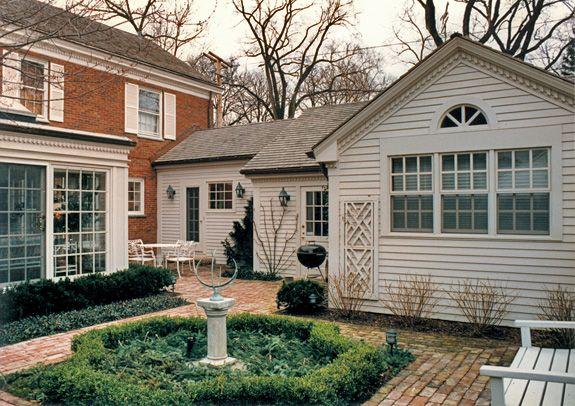 23 best house addition images on pinterest garage for Attached garage addition