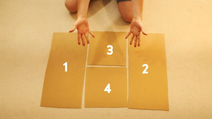 Making your own folding board is fun and easy! If Creepy Carl can do it then you certainly can too – just follow these simple instructions and you will be folding like a pro in no time at all…