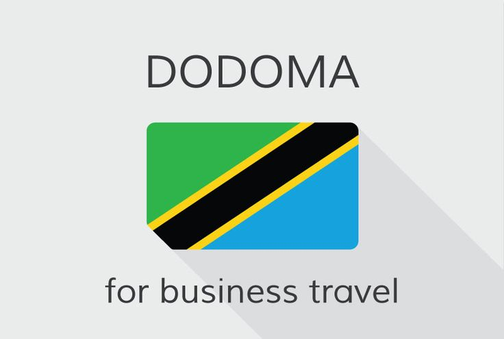 #Dodoma: The new political capital of Tanzania