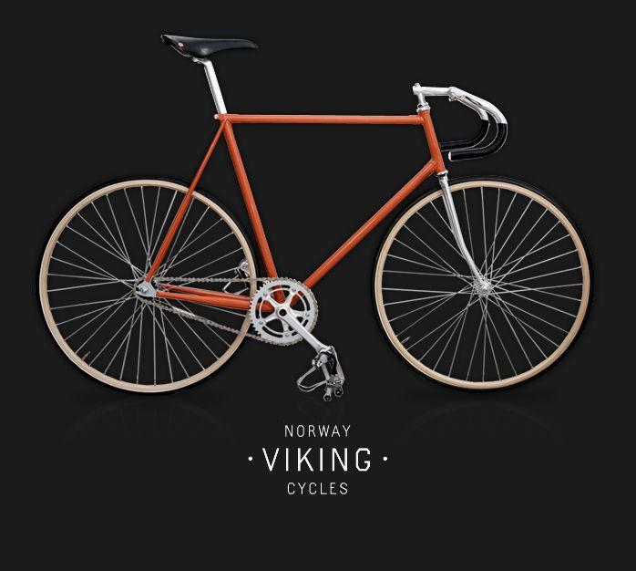 Viking Cycles Norway