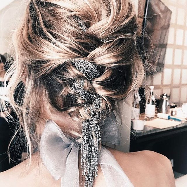 H A I R | inspo and hair chains by our fav @leletny .