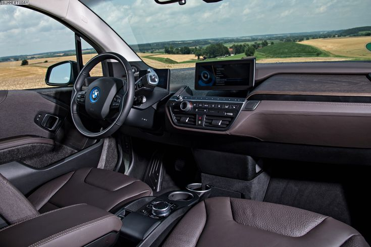 BMW i3 may have the coolest car interior - http://www.bmwblog.com/2017/06/21/bmw-i3-may-coolest-car-interior/