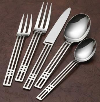 I think Art Deco is the only true artistic style that has influenced the design of utilitarian, mass produced objects.