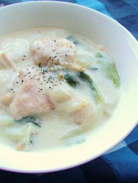 鶏むね肉と白菜のヘルシーシチュー* by soratea [クックパッド] 簡単 ...