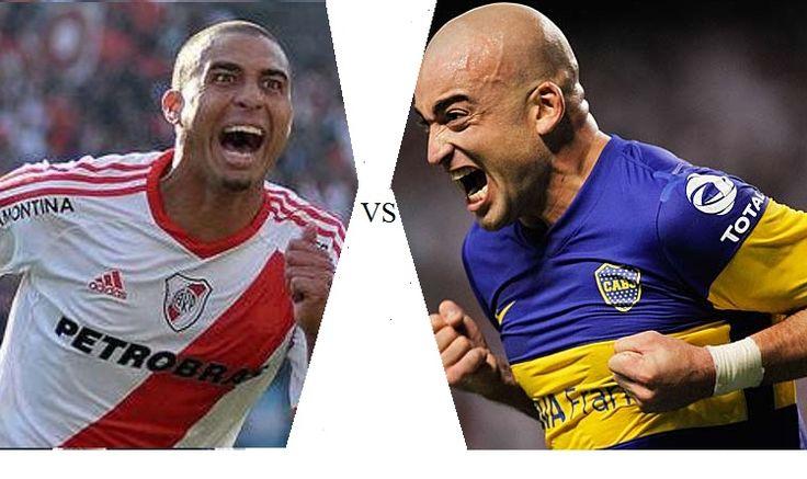Previo del River Plate vs Boca Juniors