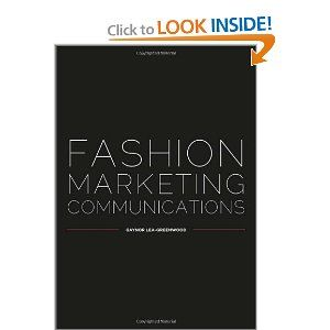 Fashion Books On Amazon Fashion Marketing