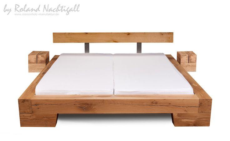 Balkenbett sumpfeiche  Image result for balkenbett | woodworkx | Pinterest | Lodge style ...