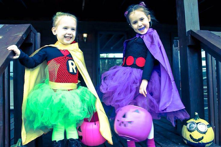 Robin & Raven - Teen Titans Go