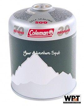 Imagens Gas Coleman 500 Gr