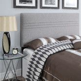 Found it at Wayfair - Luxe Upholstered Headboard