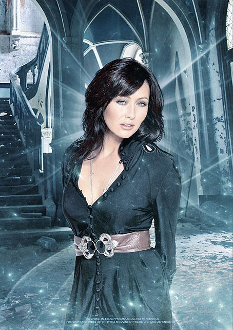 Shannon Daughtery(as Prue Halliwell)