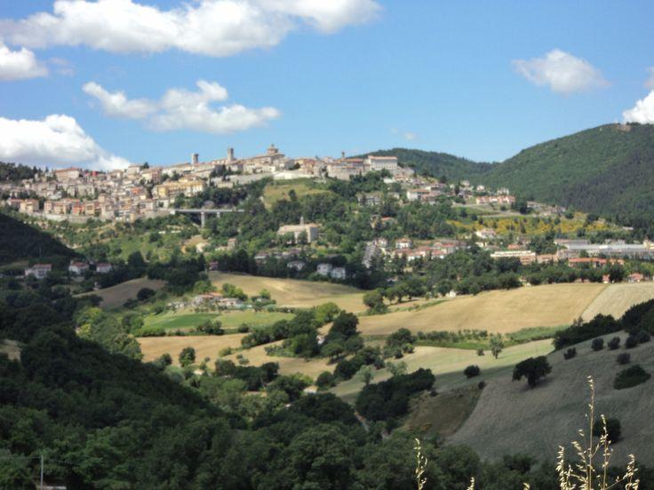 Arcevia Italy | Italie... | Pinterest