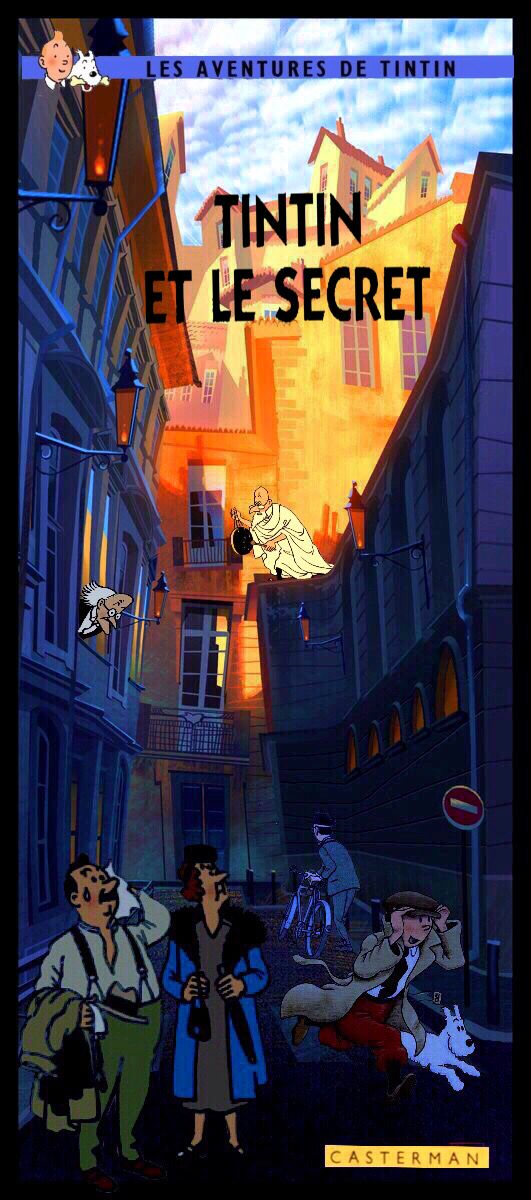 Tintin et le Secret