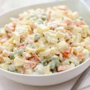 Come preparare Insalata russa col Bimby della Vorwerk, impara a preparare deliziosi piatti con le nostre ricette bimby