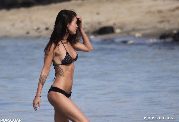 Pin for Later: All of Megan Fox's Best Bikini Moments