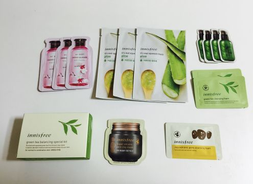 Korean Beauty Brand INNISFREE | Read about Innisfree Products