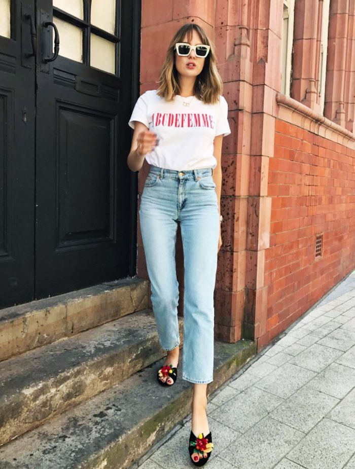 Outfit ideas from our favourite fashion bloggers, including Lucy Williams, Pandora Sykes and more.