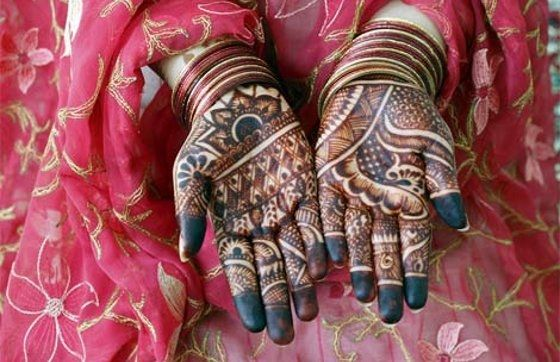 tatuagens de henna