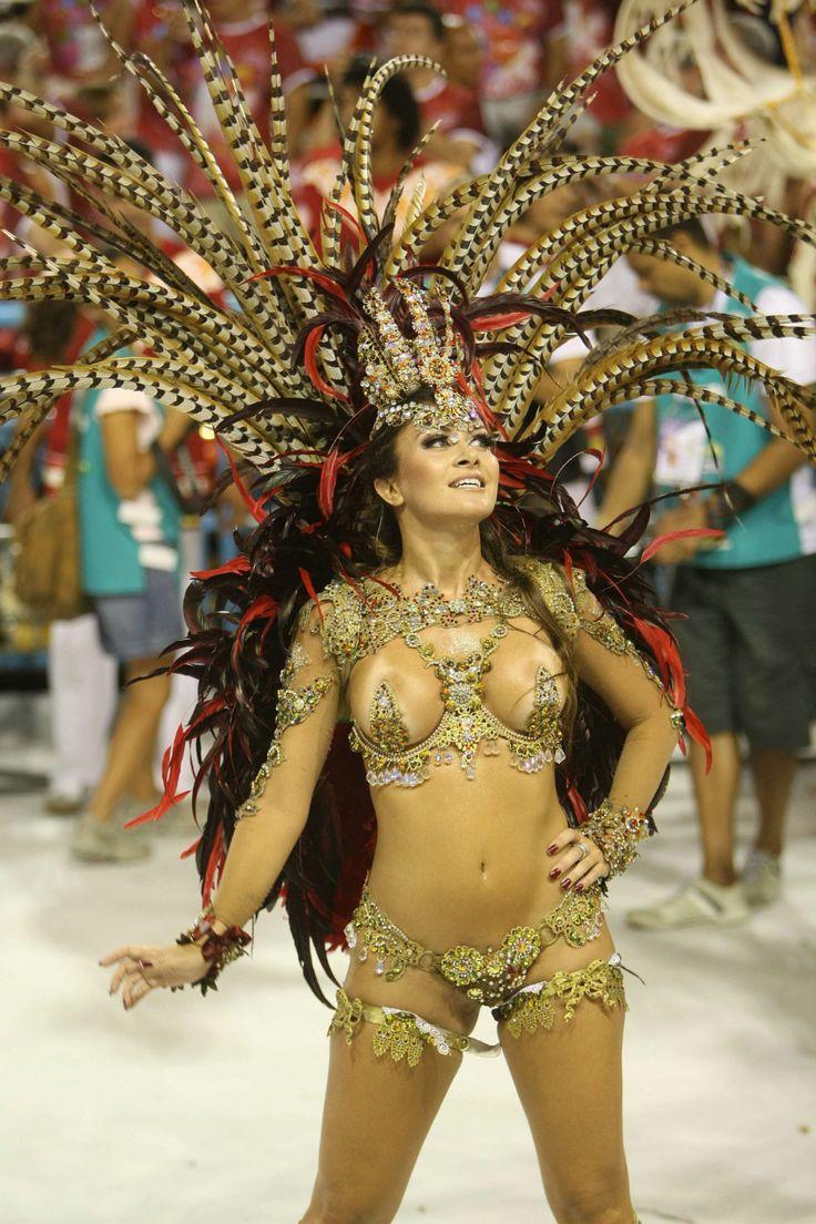 GigaPica : Carnival Special. Rio de Janeiro 2010