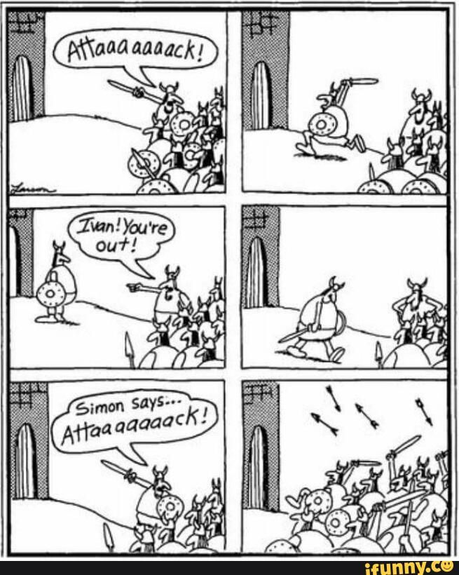 """""""The Far Side"""" by Gary Larson.                                                                                                                                                                                 More"""