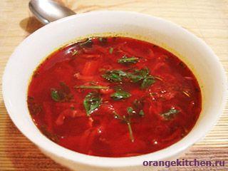 Вегетарианские и веганские супы