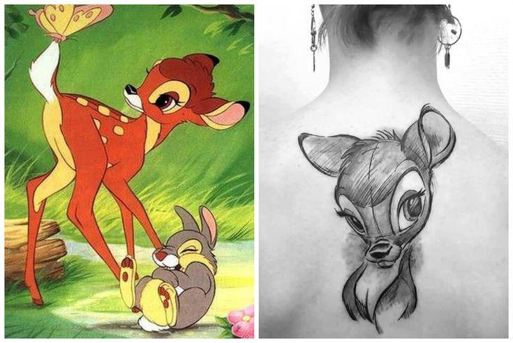 Bambi èforse uno dei cartoni animati della Disney che hanno causato la più…