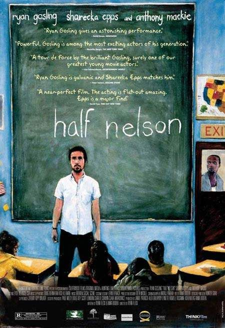 Exquisite Independent Film Posters series:  half nelson