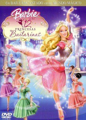 Barbie en las 12 Princesas Bailarinas   Pelicula Completa Online
