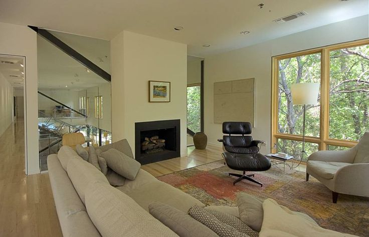 Home Office Design Second Floor Living Room