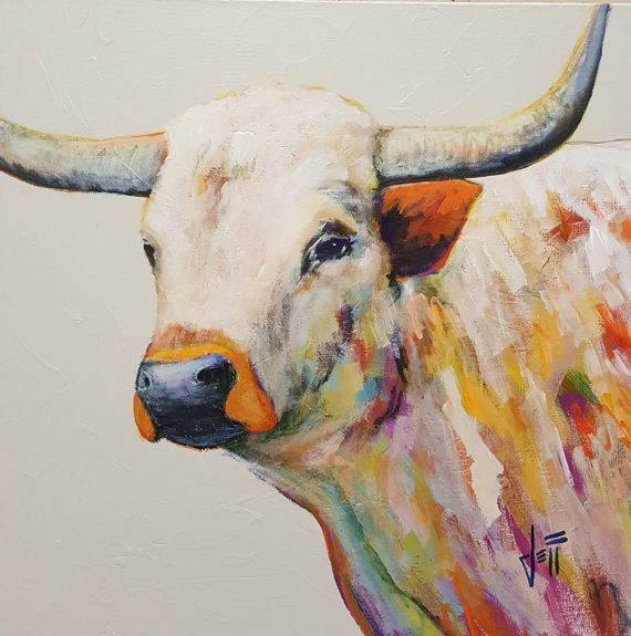Hey, I found this really awesome Etsy listing at https://www.etsy.com/listing/280982258/longhorn-steer-art-printtexas-longhorn