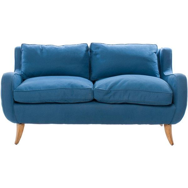 Pre owned Ernst Schwadron Custom Made Loveseat   1 300    liked on Polyvore. Best 25  Second hand sofas ideas that you will like on Pinterest