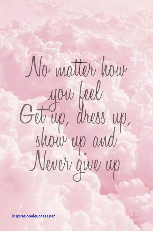 Pink Inspirational Quotes Quotes Pinterest Quotes
